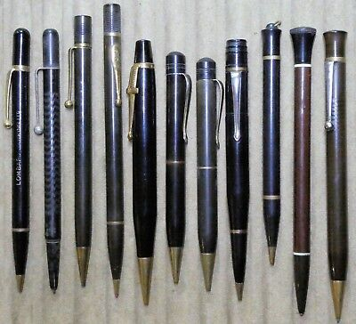11 Mechanical Pencils for Restoration / Spares