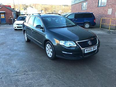 Volkswagen Passat 2.0TDI SE ESTATE - 2006 06-REG - MOT TIL JANUARY 2020