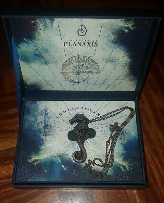 Tomorrowland PLANAXIS BOX treasure caja Festival Ultra David Guetta no brazalet