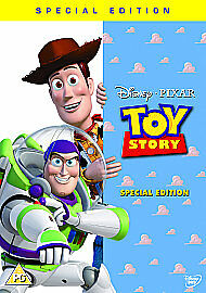 Toy Story (DVD, 2010) disney special edition