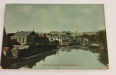 Victoria Bridge * Haddington * East Lothian * 1907 Hartmann Publishers