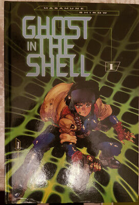 Ghost in the Shell tomes 1 à 2 Glénat (complète)