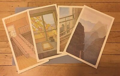 Brian Eno Peter Schmidt 4 offset prints from Before and After Science original