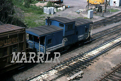 RR Print-Conrail CR 22137 at E Deerfield Ma 6/25/1978