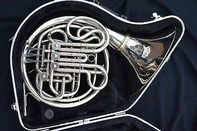 Yamaha YHR-668VN Double French Horn w/ Detachable Bell
