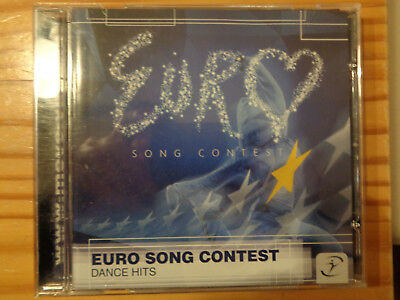 Euro Song Contest - Dance hits  CD  Move-Ya  Fitness / Workout