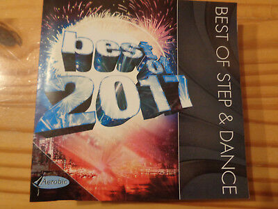 Best of Step & Dance 2017  - CD  4Aerobic Fitness / Workout