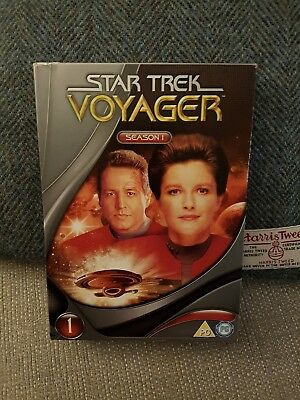 Star trek voyager - the complete collection dvd