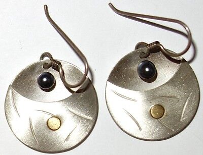 FABULOUS Vintage PAIR of MID CENTURY MODERN EARRINGS~LOT #7! NR!