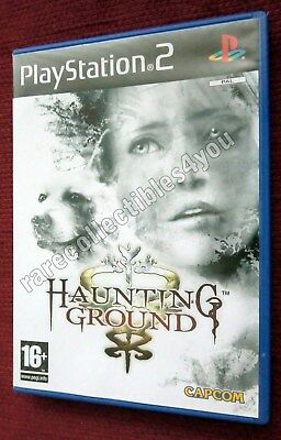 """PAL PS2 Game """"Haunting Ground"""", sehr gut, inkl. Manual"""