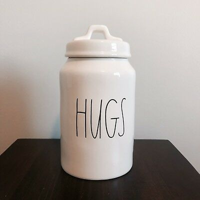 New Rae Dunn By Magenta LL HUGS Canister Valentines Day 2019 Rare HTF