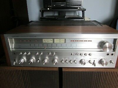 Vintage Pioneer SX-1250 Stereo Receiver - Complete Restore! MINT!