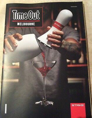 Time Out Magazine Melbourne