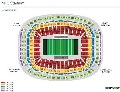 2 Kings of Leon Rodeo Tickets 03/12 SECT 502 Row G Seats 1-2 + PARKING