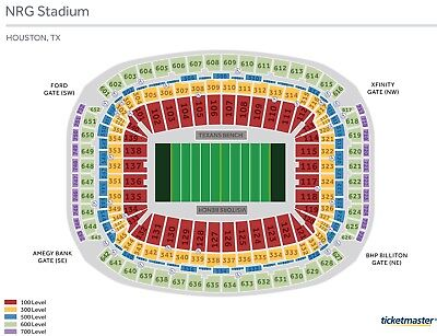2 Old Dominion Rodeo Tickets 03/04 SECT 502 Row G Seats 1-2 + PARKING