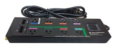 Monster Power MP HDP 900G Advanced Surge Protector - 8 Outlets - 3240 Joules