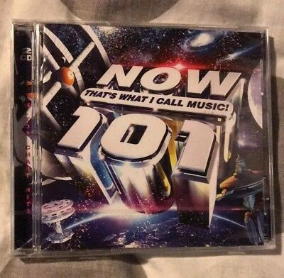 Now Thats What I Call Music 101 - New And Sealed
