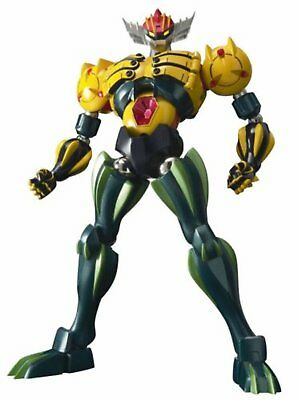 GX-42 Koutetsushin Jeeg Soul of Chogokin Figure Metal F/S w/Tracking# Japan New