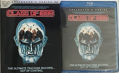 Class of 1999 Blu-Ray Vestron Collectors Series with SLIPCOVER NEW Sealed