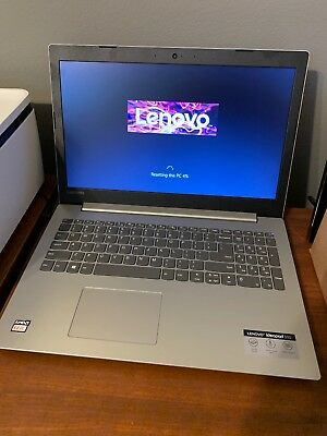 "Lenovo IdeaPad 330 15.6"" (500GB, AMD E-Series, 2.20 GHz, 4GB) Laptop - Platinum"
