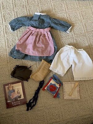 ORIGINAL Pleasant Company Kirsten Outfits and Accessories