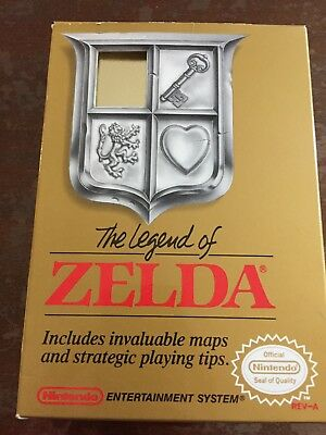 The Legend of Zelda (Nintendo Entertainment System, 1987)