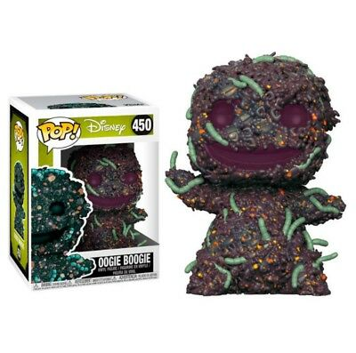 Funko Pop Disney: NBC Oogie Boogie with Bugs 450