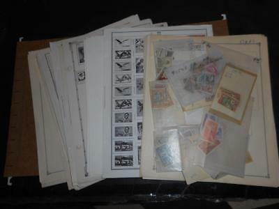 Worldwide Collection Mint & Used Countries Starting with I - Part 1