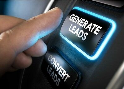 Real, Highly-Targeted, Qualified Leads for Your Small Business
