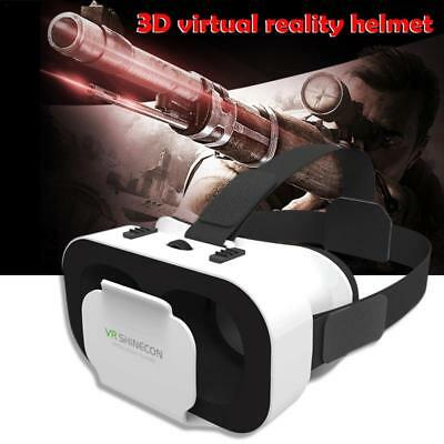 VR Glasses 3D Virtual Reality Glasses Lightweight Portable Box For 4.7-6'' Phone