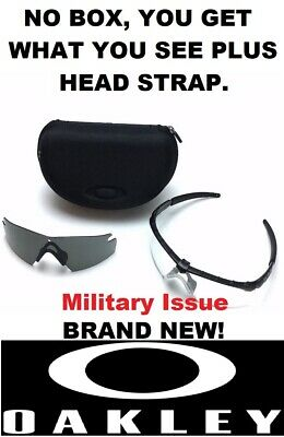 d32e1ce300f51 Authentic Oakley SI Ballistic M Frame 2.0 Military Safety Shooting Glasses  NO BO