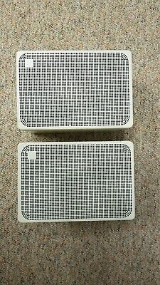 a/d/s/ ADS L300C Speakers Pair AS IS for repair or parts