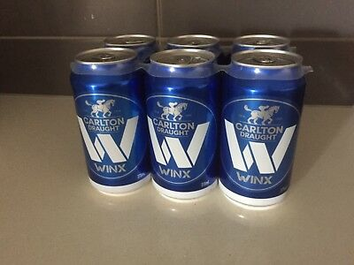 Winx Limited Edition Beer Cans 6-pack