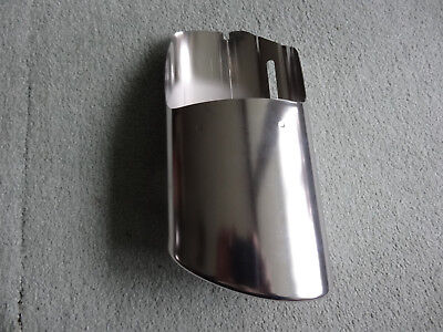 Genuine New Mercedes W204 C Class Chrome Exhaust Tailpipe  A2044906327
