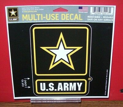 WinCraft Military Multi Use Decal4.5x5.75 US Marines