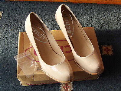 ladies Schuh  Cream/Nude  shoes Size: UK 6; Eur 39 Size