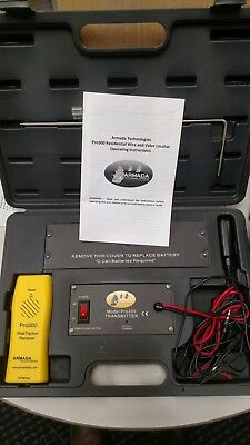 Armada Pro300 Underground Wire And Valve Locator For Sprinklers Or Dog Fence