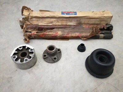Semiasse completo Fiat 850 Spider Special Coupè - complete axle shaft with boots