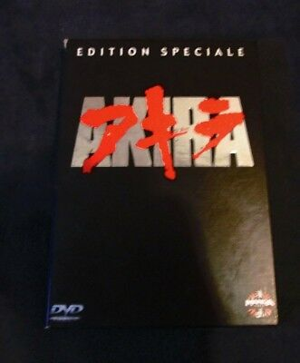Dvd - Akira - Edition Speciale Vf - Double Dvd ***Occasion***