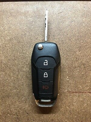 Remote Start Flip Switchblade Key Keyless Fob Ford F150 F250 Pickup