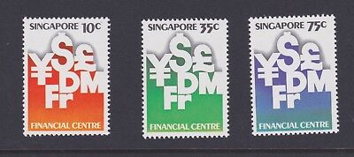 Singapore stamps 1981 MNH Financial Centre