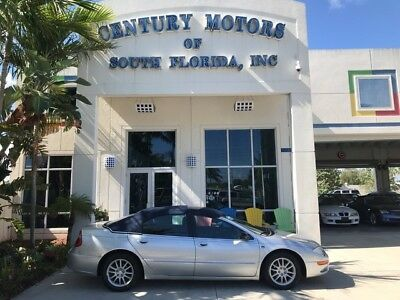 2004 Chrysler 300 Series  Cabriolet Top CD Memory Heated Seats Alloy Wheels ABS