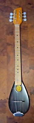 6 string Greek Baglama purchased in Athens, Greece New, never used