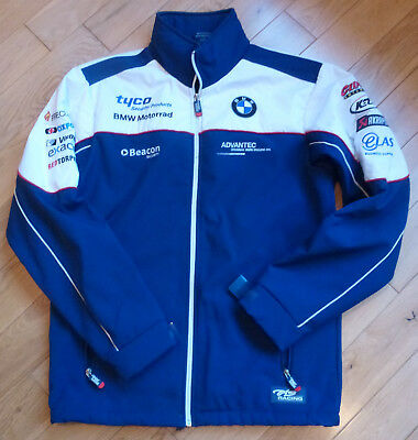BMW Mottard Motorycle TAS Racing Jacket. Size Medium.