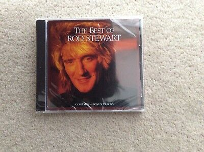 The Best Of Rod Stewart (cd) (NEW)