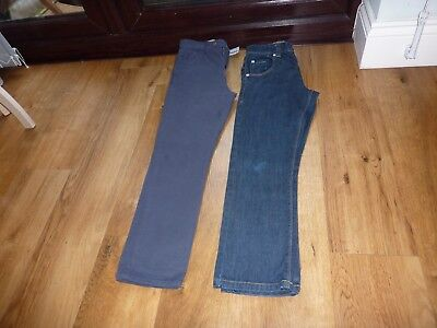 Boys Jeans & Chino's From Next Age 9 Years