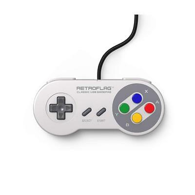 Retroflag Classic Wired USB Gaming Controller for Pi PC Switch JPad