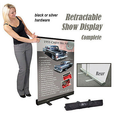 Car Show or Auction Venue Display YOUR CAR