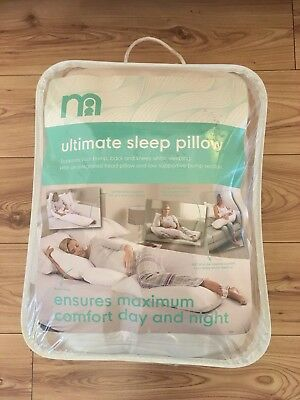 Mothercare Ultimate Sleep Pillow
