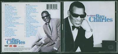 The definitive Ray Charles Collection 2 CD Set Rhythm and Blues Soul Country RnB